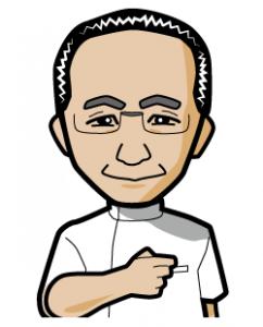 立川鍼灸師窪田